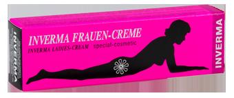 51900 INVERMA Frauen-Creme