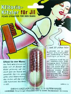 Klitoris-Kitzler Jil
